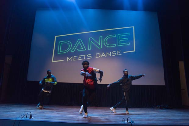 Dance Meets Danse